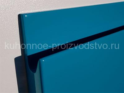 Фасады эмаль с интегрированной ручкой