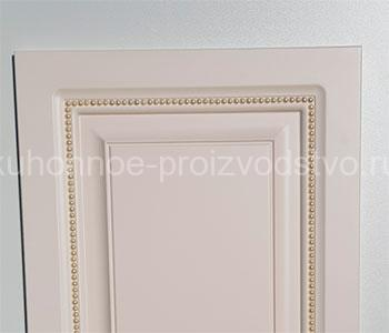 Кухонные фасады эмаль с жемчугом на заказ