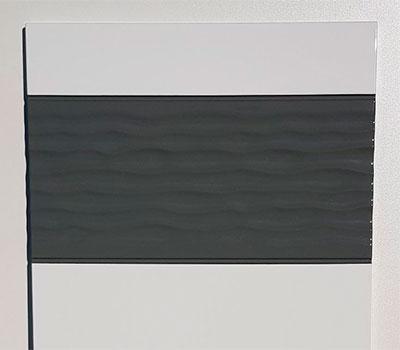 Фасады эмаль с 3D фрезеровкой
