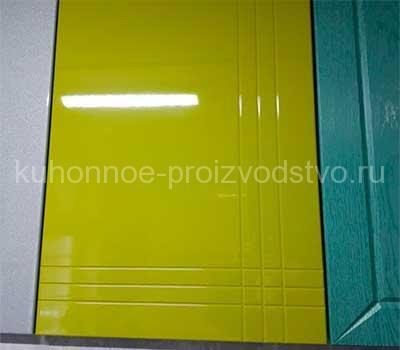 Мебельные фасады из МДФ плёнка